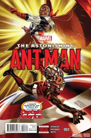 Astonishing Ant-Man # 3 cover