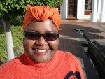 Damaria Senne journalist, children's author