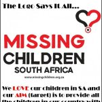 Missing Children SA – We need your help…