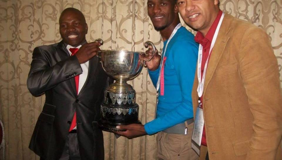 Jabulani Mangena wins International English Speaking Contest
