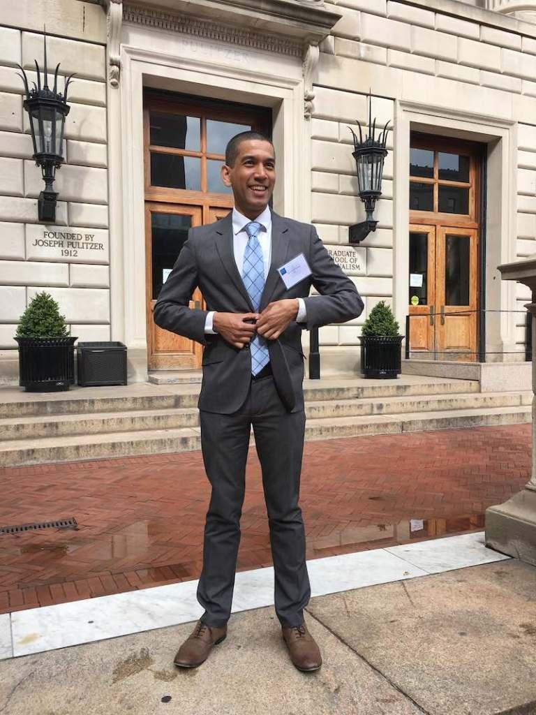Sieraaj Ahmed Columbia University Journalism graduate