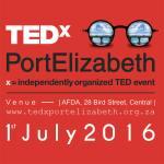 TEDxPortElizabeth 2016 Conference AFDA Port Elizabeth