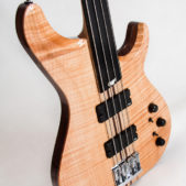 Squirrel Bass By Ramos Guitars 6