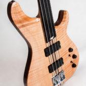 Squirrel Bass By Ramos Guitars 6