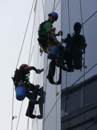 Trabajo vertical servicios en Lugo Ramos y Lourés