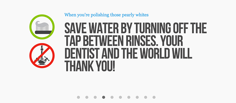We Made Some Invisible Ads to Save Water