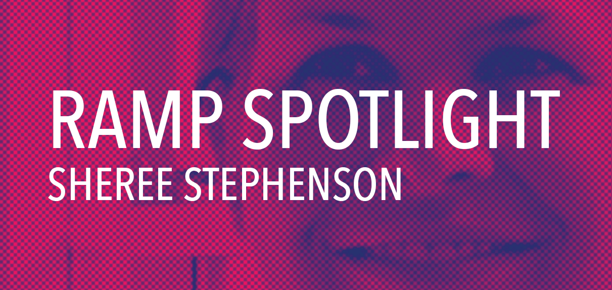 SPOTLIGHT: SHEREE STEPHENSON, SENIOR ART DIRECTOR