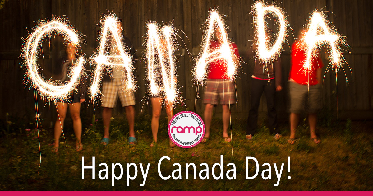 HAPPY CANADA DAY: WHAT IT MEANS TO BE A CANADIAN BRAND, EH?