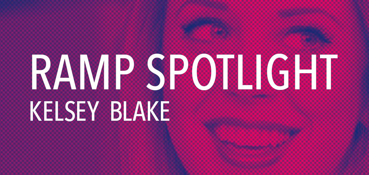 SPOTLIGHT: KELSEY BLAKE, DESIGNER