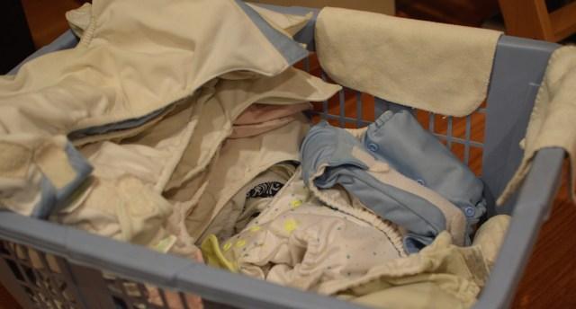 Easy Cloth Diapers - Credit: Matt Herndon