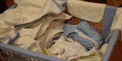 Easy Cloth Diapers - Credit: Matt Herndon