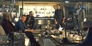 Avengers Relax!