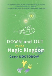 Cover artwork for Down and Out in the Magic Kingdom