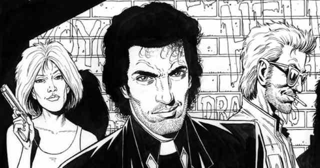 Garth Ennis & Steve Dillon's Preacher / Vertigo DC Comics