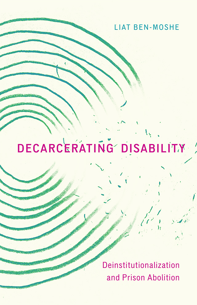 Decarcerating Disability book cover