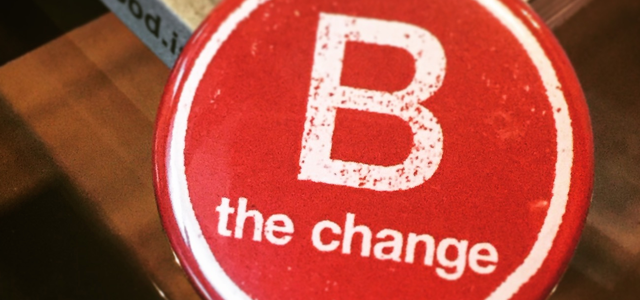 BREAKING: B CORP CERTIFICATION ACHIEVED!