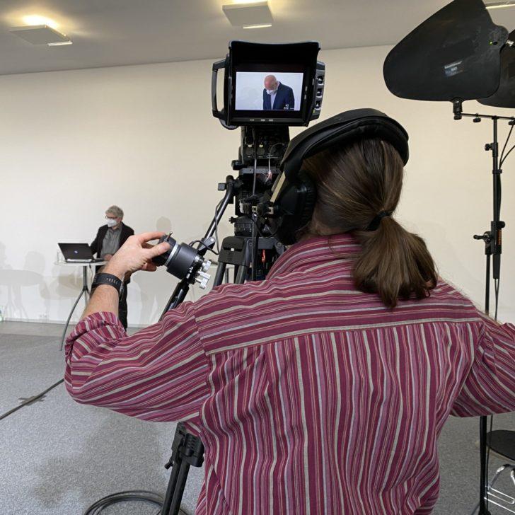 Hybrid-Event Kameratechnik