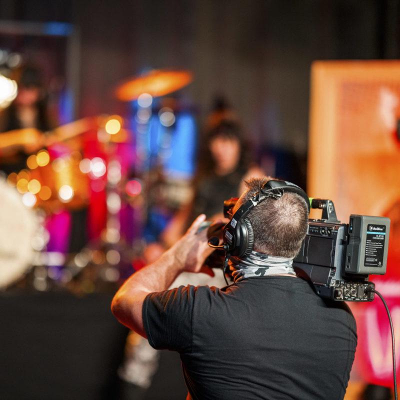 Tour-Service / Livestream - John Diva & the Rockets of Love