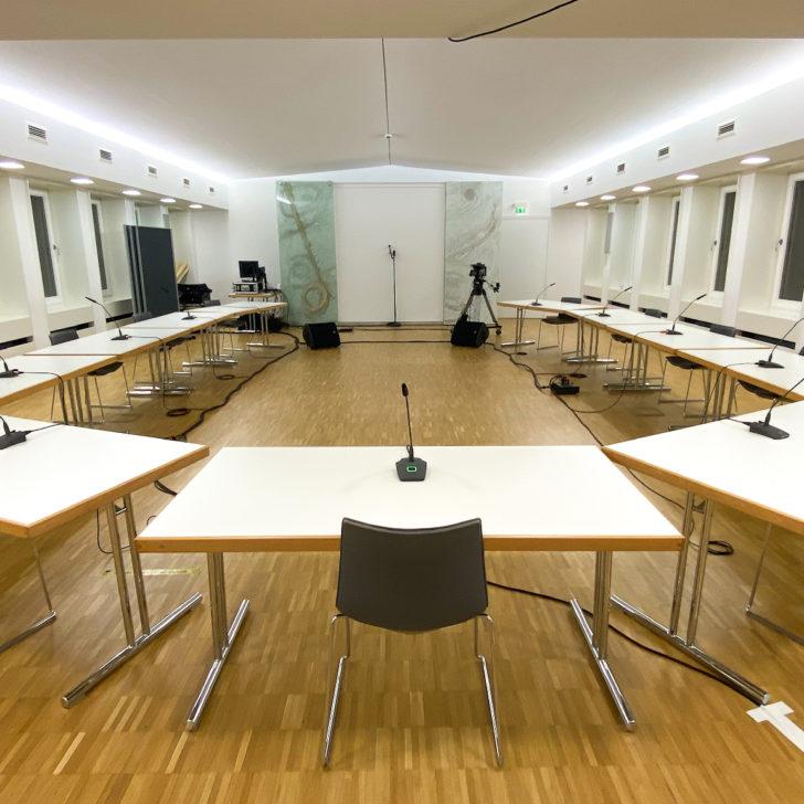 Hybrid-Event Konferenz Dortmund
