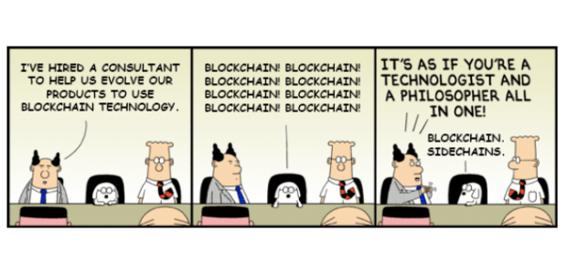 Blockchain6 1 - What Solutions are Best Built with Blockchain or NOT
