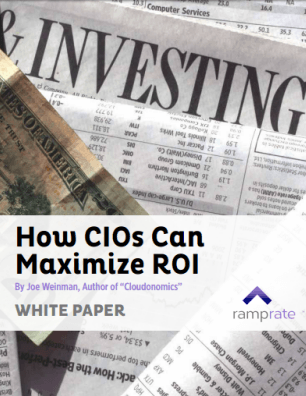 How CIOs Can Maximize ROI