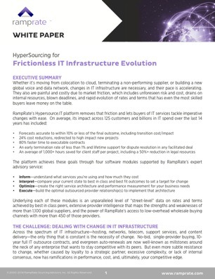 Frictionless IT Infrastructure Evolution