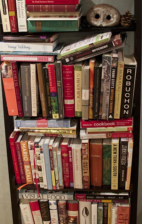 cooks' books