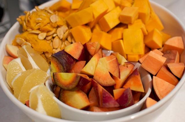 orange raw