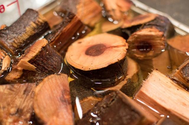 applewood chunks