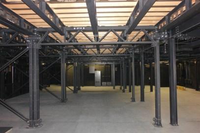奈落:可変性の高い組み立て床