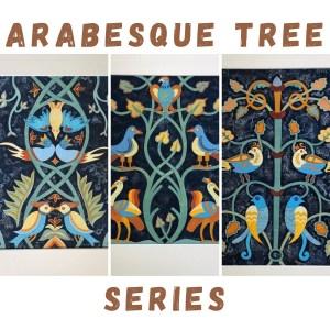 Arabesque Tree Series