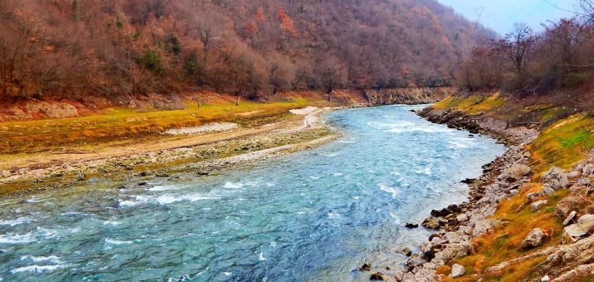 Rama, rijeka koja je samu sebe potopila