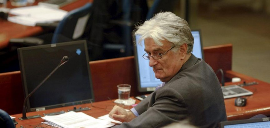 Radovan Karadžić osuđen na 40 godina