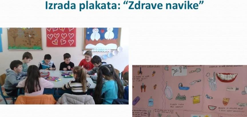 Projektna nastava: Briga o zdravlju školske djece