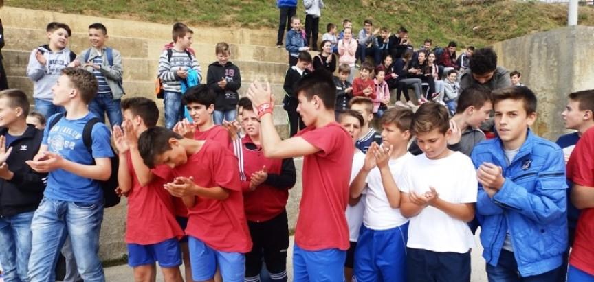 FOTO: Male olimpijske igre osnovnih škola Općine Prozor- Rama