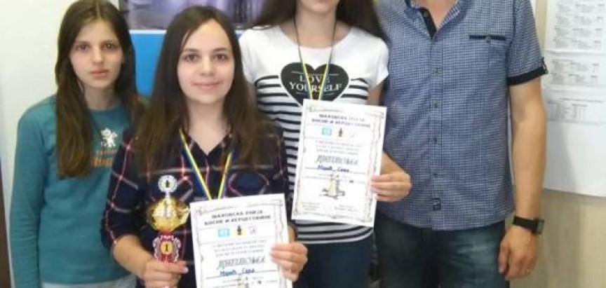 Sara Marić kadetska prvakinja BiH u šahu