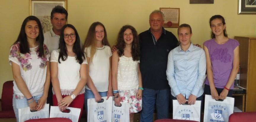 Načelnik Ivančević primio učenike genercije