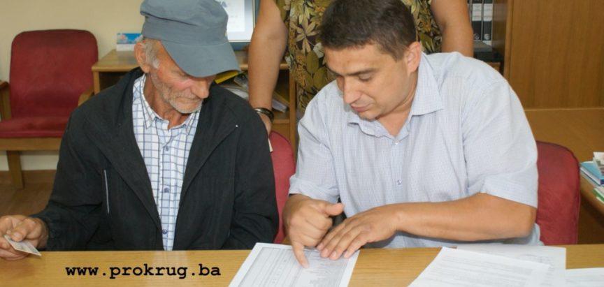 Potpisani Ugovori sa korisnicima donacija Federalnog ministarstva raseljenih osoba i izbjeglica