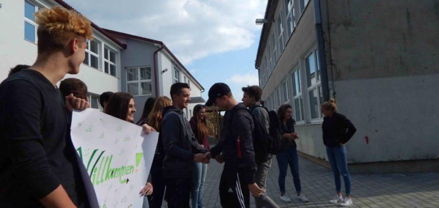 Učenici Srednje škole Prozor sudjeluju u projektu učeničke razmjene