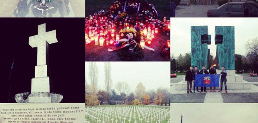 Ramljaci odali počast žrtvama Vukovara