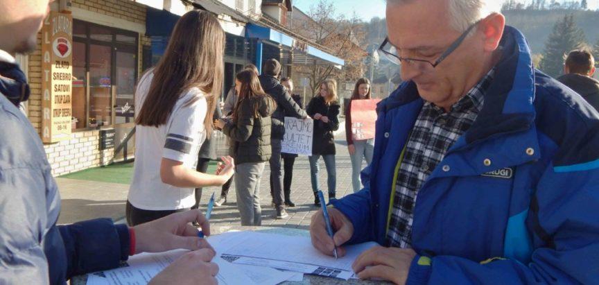 """Foto-video: Peticija podrške: """"I kopija vrijedi"""""""