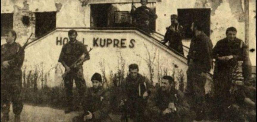 Obilježena godišnjica oslobođenja Kupresa