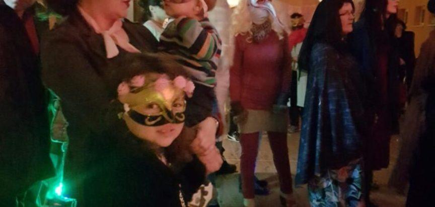 Foto: Pokladna zabava na Gračacu