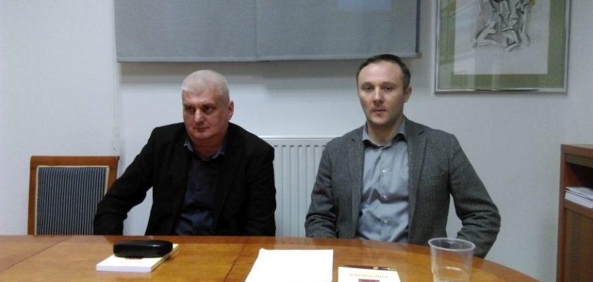"""U Zagrebu predstavljen roman """"Don Vojvoda"""" književnika Nikole Šimića Tonina"""