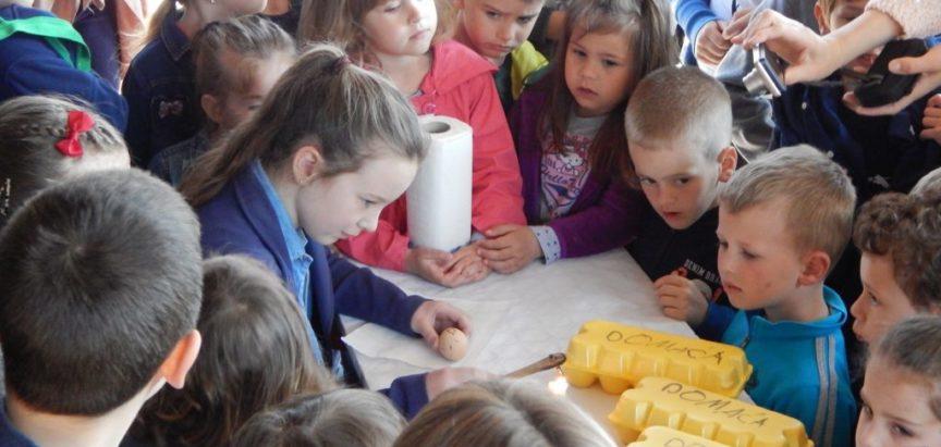 FOTO: U Prozoru održana Radionica tradicionalnog bojanja jaja