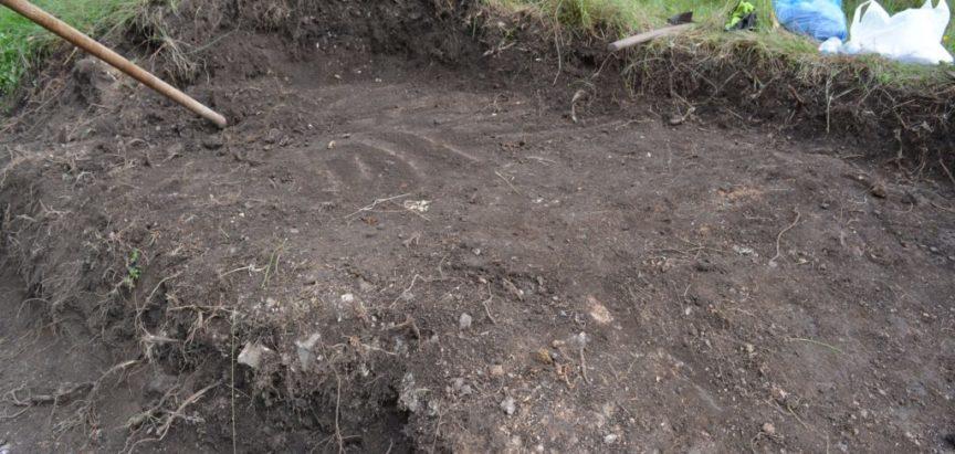 Radovi na arheološkom lokalitetu Gradac polako napreduju