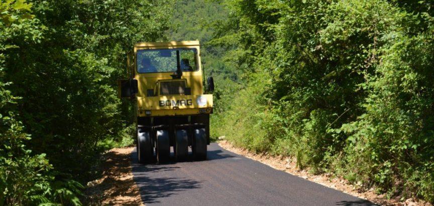 Foto: Na Ustirami se rade turistički i drugi infrastrukturni projekti