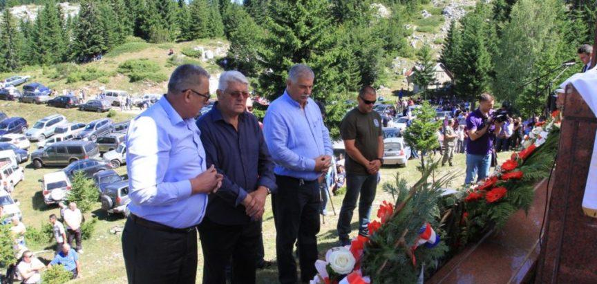 Obilježena 24. obljetnica stradanja Hrvata na Stipića livadi iznad Doljana
