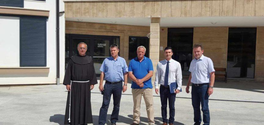 Predstavnici Vlade Republike Hrvatske posjetili Ramu