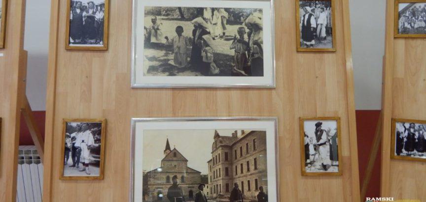 "Otvorena izložba starih fotografija Rame pod nazivom ""Rama od davnina"""